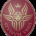 Logo dell'università della Sapienza di Roma