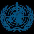 Logo dell'OMS, Organizzazione Mondiale della Sanità