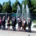 I partecipanti al G7 2017 di Bologna