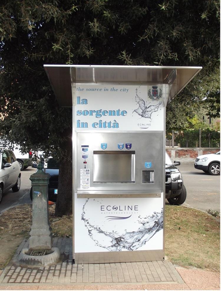 """Inaugurata una nuova """"Casa dell'acqua"""" nel bolognese  e-gazette"""