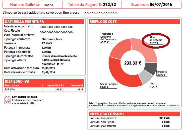 Bollette rinviata al 2019 l ultima fase della riforma per for Enel gas bolletta