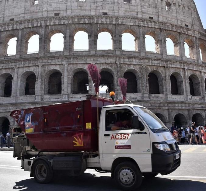 Si dimette il cda di Ama Roma. Raggi sceglie Stefano ...