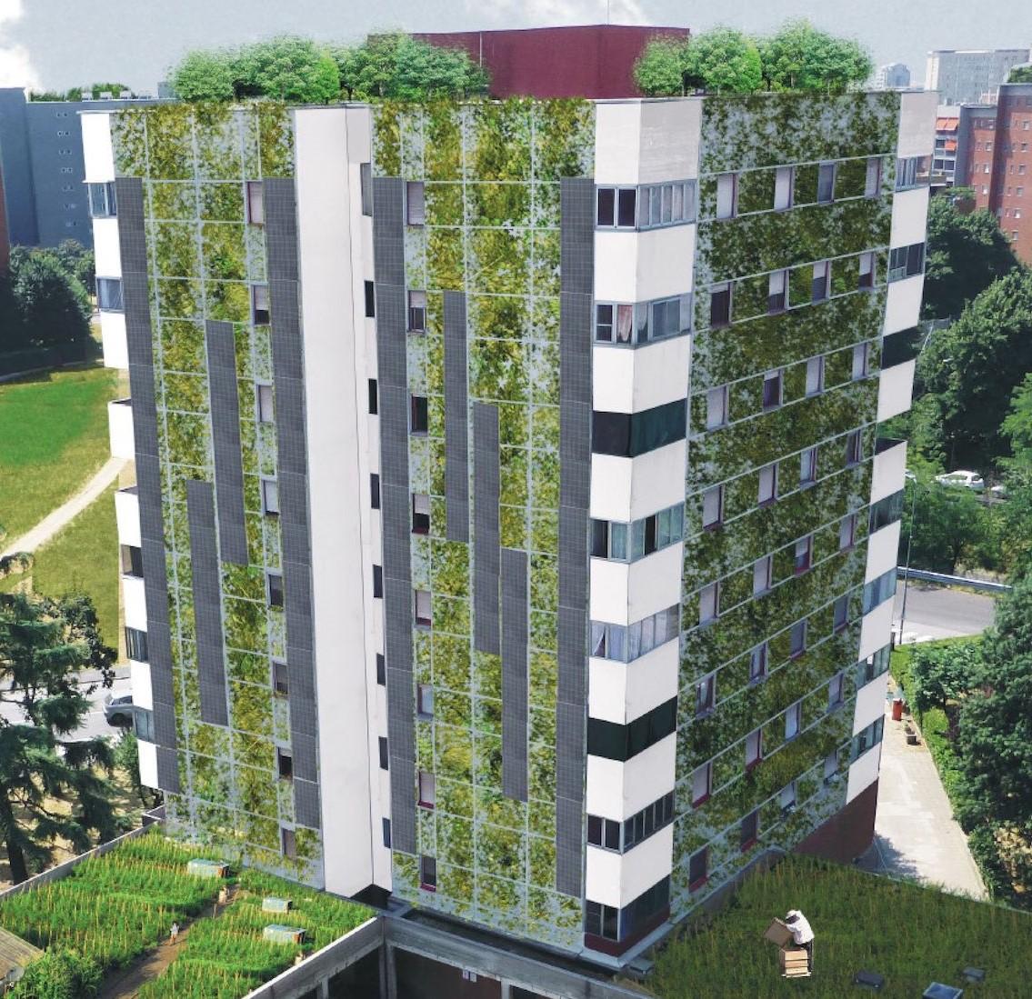 """Architetto Di Giardini tetti giardino"""" contro l'inquinamento. ecco il progetto di"""